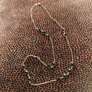 JCrew Gumdrop Vintage Necklace!